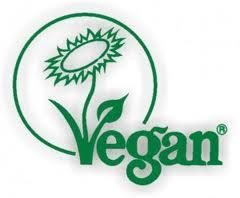 Risultati immagini per vegan label