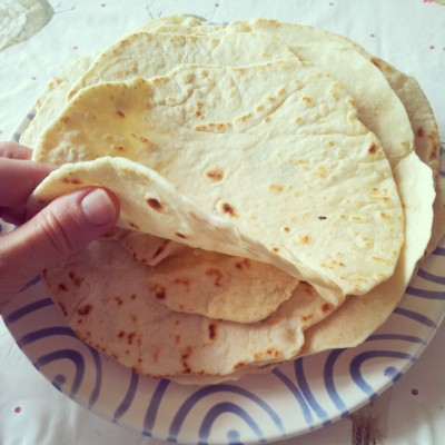 Wheat Flour Tortillas  Entering Vegan Territory